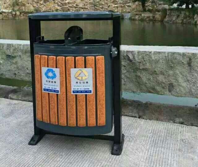 浙江省湖州市塑料垃圾桶-塑料垃圾桶价格-洛阳中星
