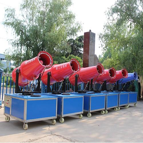 广西钦州风送式雾炮机报价