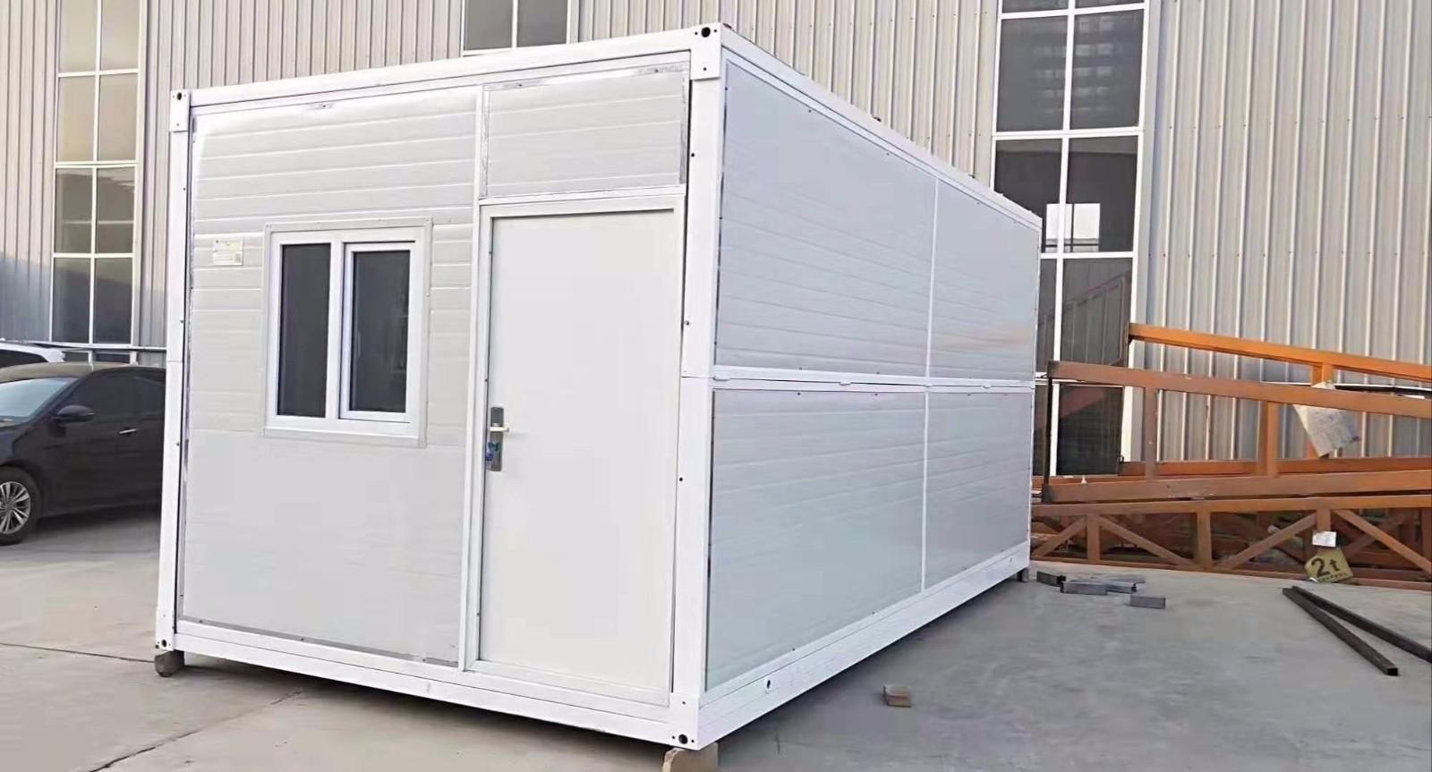 优干宁镇住人集装箱房运输方便 安装快捷