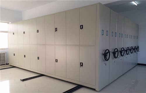 2密集柜结构 1密集柜架为框架结构,1架体标准:全钢密集柜标准高度2300