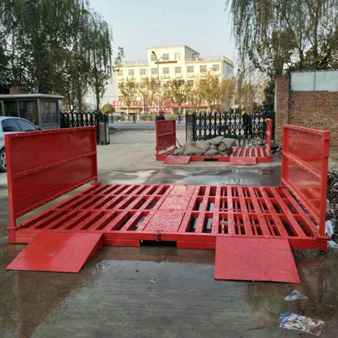 北京工地洗轮机-环保洗轮机生产厂家-洛阳中星