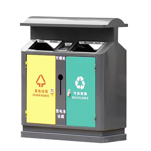 山西省吕梁市塑料垃圾桶-塑料垃圾桶价格-洛阳中星