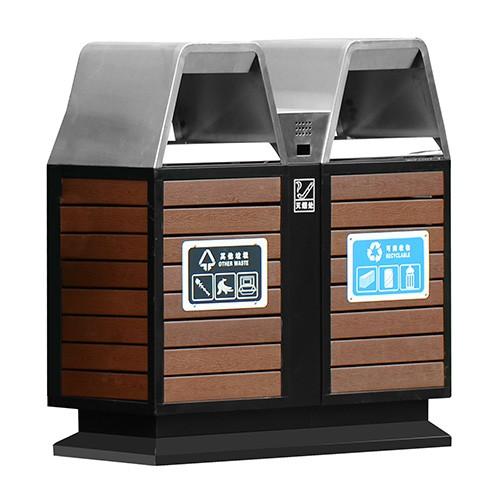 廣元玻璃鋼垃圾桶-垃圾桶批發價格-洛陽中星
